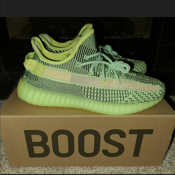 Yeezy Shoes | 350 V2 Reel Reflective